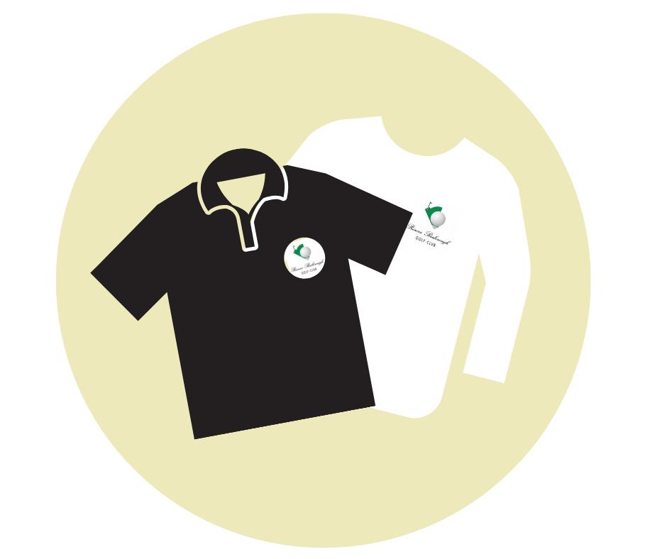 PRGC Logo Clothing